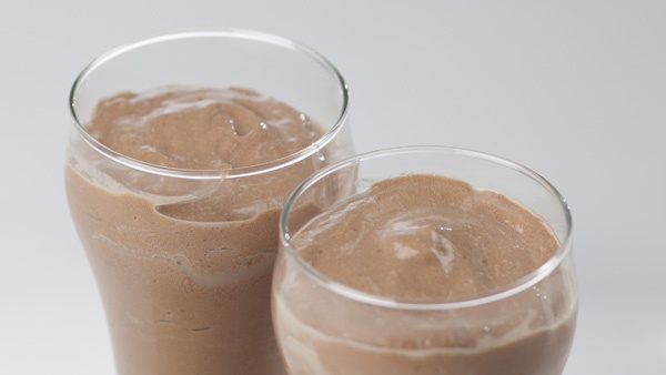 Coconut milk frosty: Sweet, Frosty Recipe, Fudgesiclefrosty, Agave, Food, Blendtec Recipes, Blentec Recipes, Fudgesicle Frosty