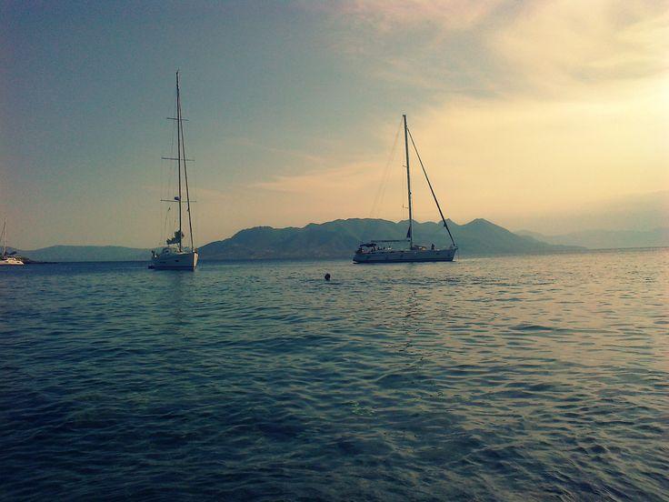 Perdika, Greece.