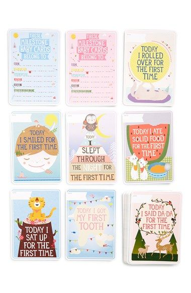Baby Cards Set Of And Cards On Pinterest