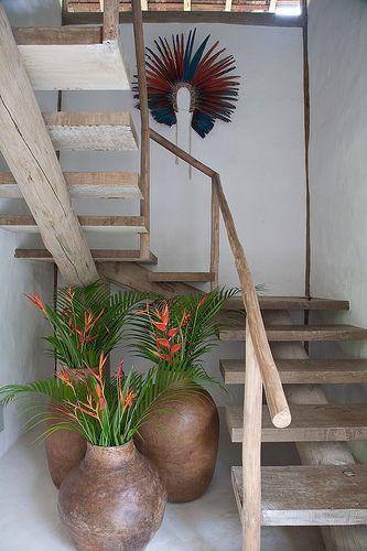 Uxua Casa Hotel em Trancoso, Bahia, casa de praia
