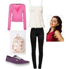 cat valentine outfits - Google Search