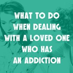 There is no easy way to handle or talk to a loved one struggling with an addiction. See tips and tricks on what to do-straight from a former addict in this 2 part blog.