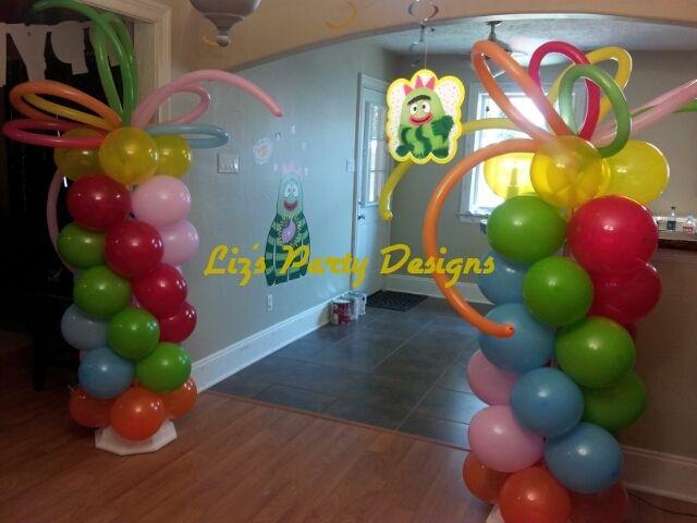 Yo Gabba Gabba Party #yogabbagabba #party