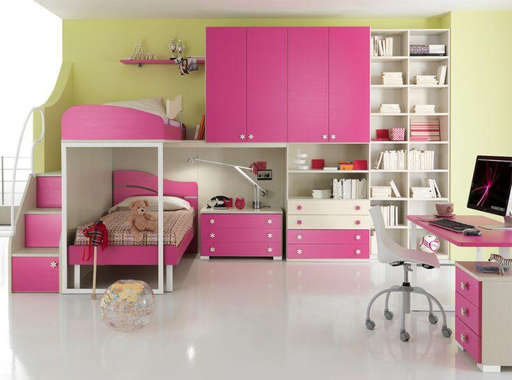 Italian Kids Room Design ONE 603 by SPAR   MIG Furniture