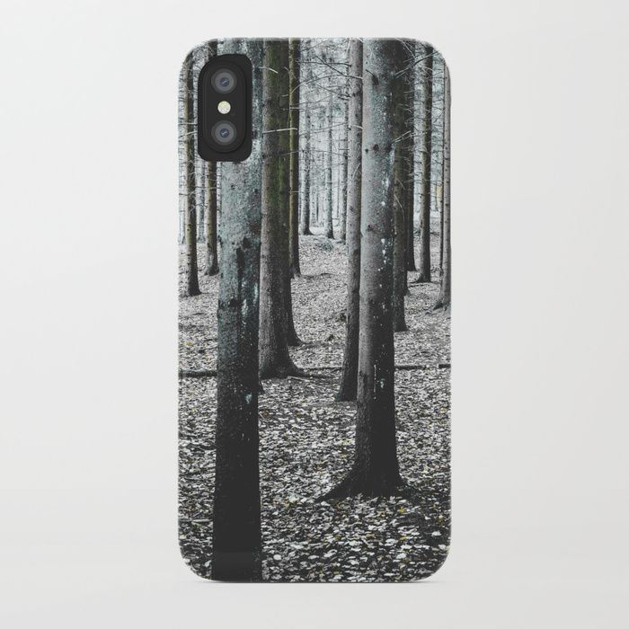 Coma forest iPhone Case