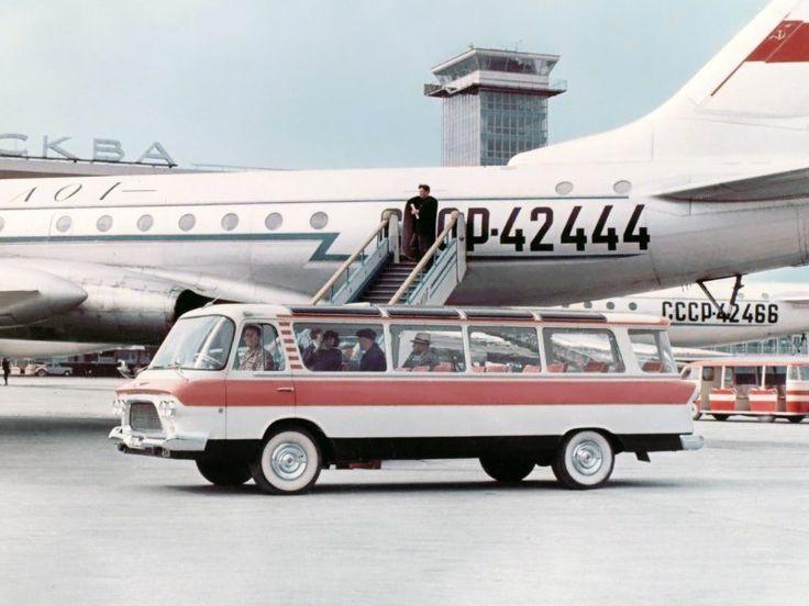 "ЗиЛ 118 ""Юность"" '1962–70"