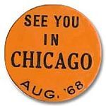 Chicago 1968 Democratic National Convention: Chronology