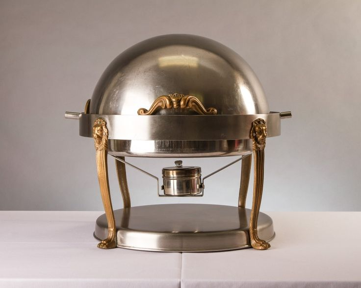 Chafing Dish – Rustic Roll-top