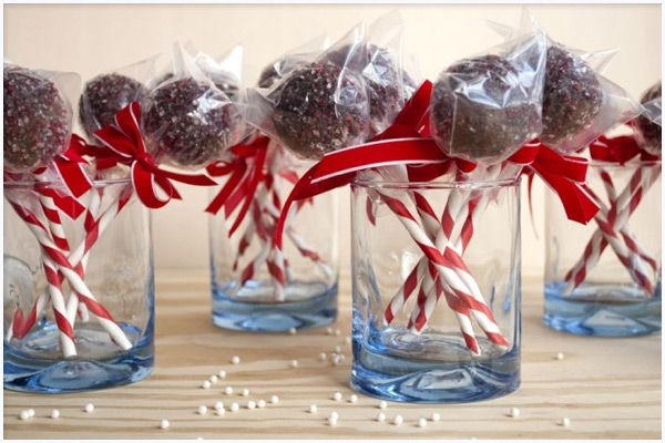 Vegan Cake Pops By GreenChef Callie England « G Living | Dark Twisted Space Monkies Go Green