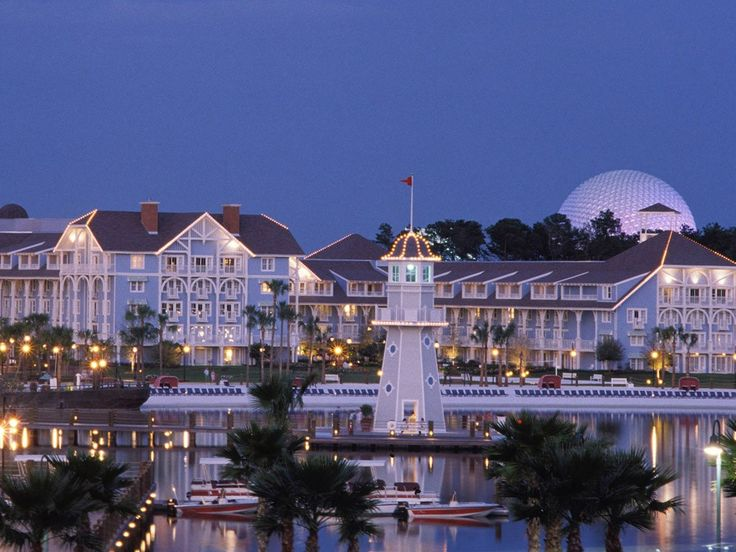 Favorite Hotel Disney S Beach Yacht Club Just A Hop Skip And Jump