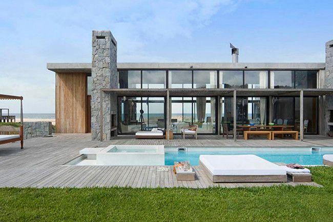 13. International inspiration La Boyita is a private residence located in Uruguay that was created by Argentinian firm...