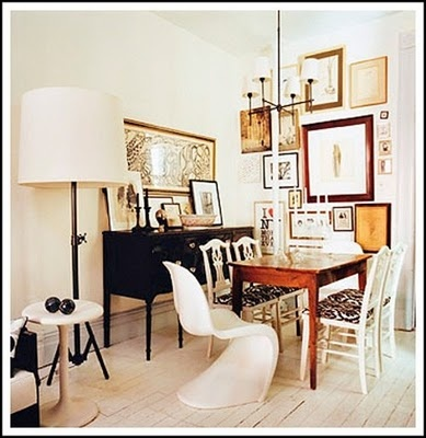 Find This Pin And More On Eclectic Style Dining Room By Adhnyc