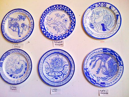 drawing middle school projects | ... Grade 6, China Porcelain Project at Paul Revere Charter Middle School