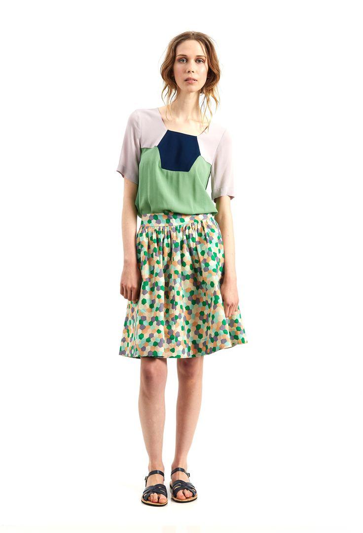 Pixel Skirt