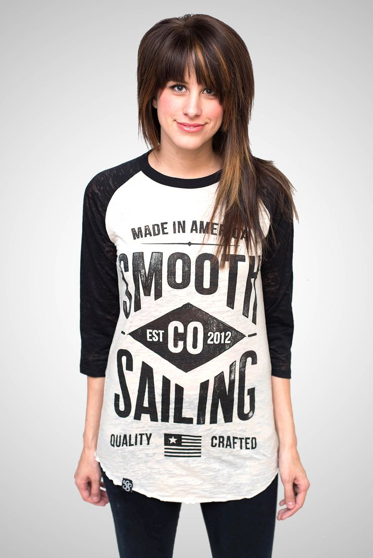 GOLD UNION BASEBALL T-SHIRT from Smooth Sailing Clothing Co. <3