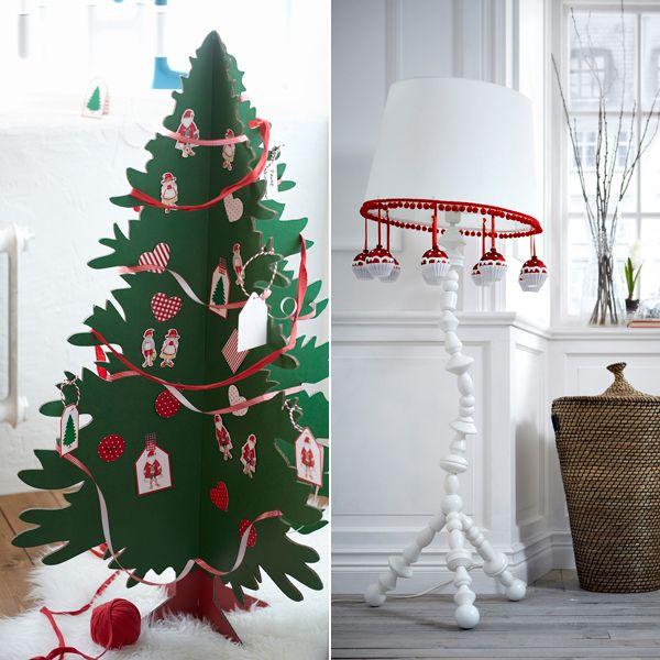 Kerst in huis met IKEA