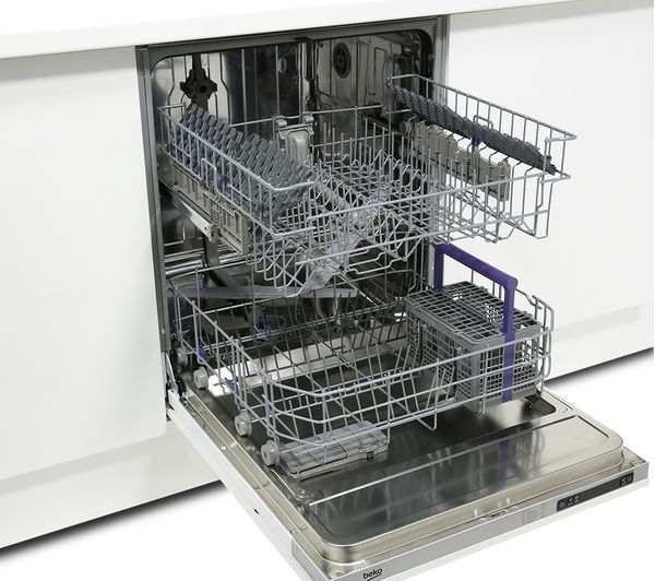 BEKO DIN15X10 Full-size Integrated Dishwasher