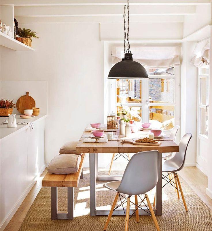 El estilo nórdico sigue de moda. Con estas 10 claves lograrás que cualquier ambiente de tu casa respire una atmósfera escandinava