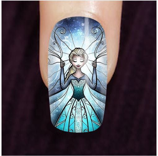 Here are our picks for Top 10 Disney Frozen Nail Art Ideas for you to try. We know it's summertime but it is always time to try some of these amazing Disney Frozen Nail Art designs.   #disney #disneyfrozen #disneyfrozennails #disneynailart