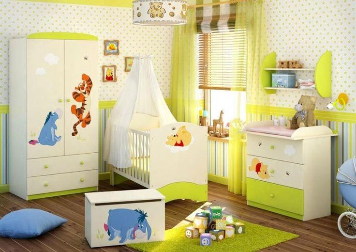 Decorazioni per camerette di neonati 28