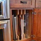 All-purpose Pantries - Craftsman - Kitchen - cleveland - by Schrocks of Walnut Creek