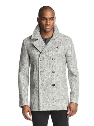 -51,900% OFF Dior Men's Double-Breasted Coat (Grey)