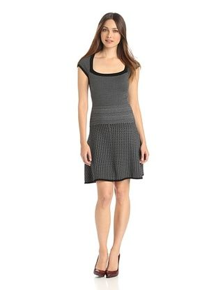 51% OFF Nanette Lepore Women's Mademoiselle Dress (French Grey)