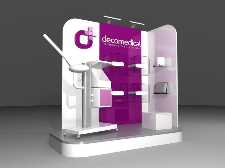Decomedical Point is a corner for your shop.