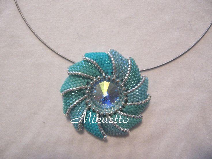 Pattern Jewelry: Pendant twister