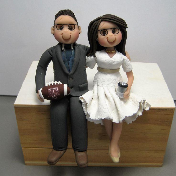 wedding cake toppers on pinterest custom wedding cake toppers cake