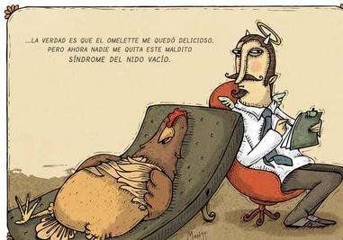 Síndrome_del_nido_vacío / Algunos chistes psicológicos (=