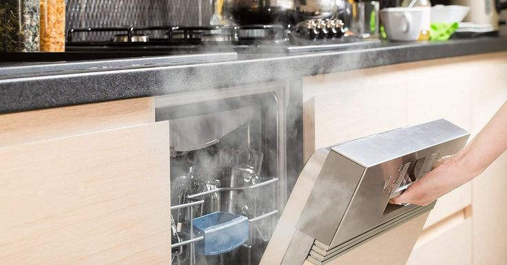 De vaatwasser schoonmaken is met deze tip van Marja een fluitje van een cent en je weet zeker dat de machine brandschoon is!