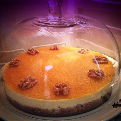 Geçen sene binbir uğraşla BigChef's'te yediğimiz Balkabaklı Cheesecake tarifini bulmuş yapmış ve Külkedisi Cheesecake adıyla yayınlamıştı...