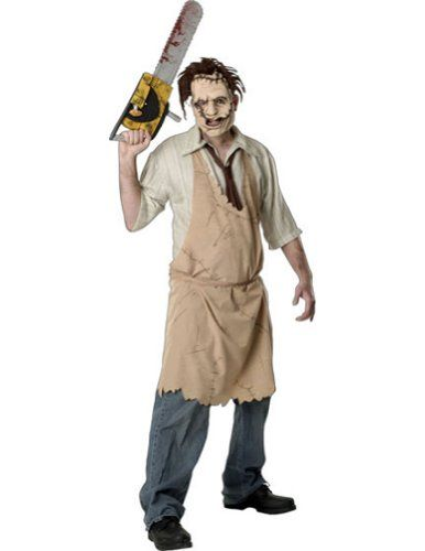 Texas Chainsaw Massacre Leatherface Costumes