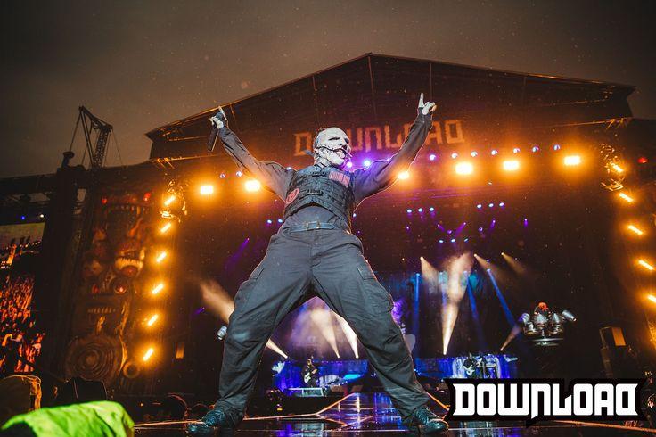 Slipknot / Download 2015