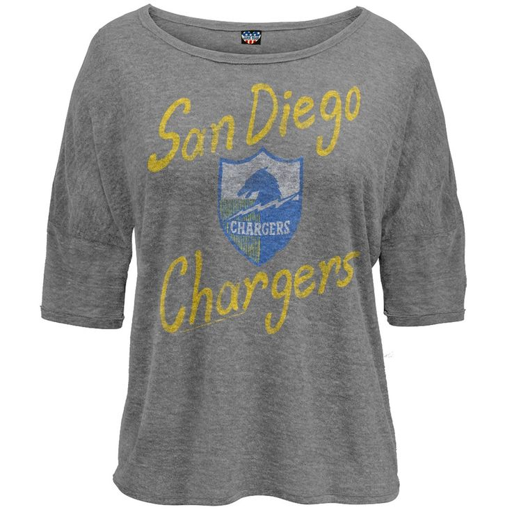 San Diego Chargers - Game Day Juniors T-Shirt