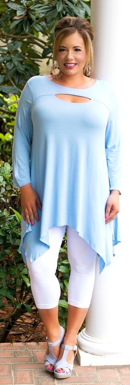 889 Best Plus Size Clothing Images On Pinterest Curvy Girl Fashion