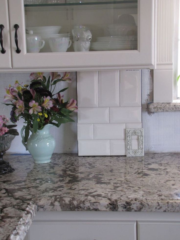 Backsplash For Bianco Antico Granite Photos Design Ideas
