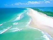 bribie island beach best place eva