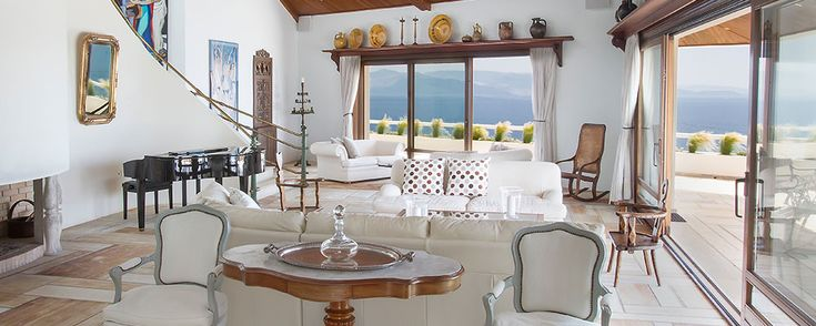 Villa Artisti Marathon is located on the slope of Schinias bay, overlooking the crystalline blue sea of South Evoikos which embraces the peaceful gulf of Marathon, a breath away from the historical battlefield. A distinctive aspect of the Villa Artisti Marathon is its breathtaking views of the azure sea from each and every window. From the south east bedroom window one can distinguish the isles of Petalious, where the King used to vacation over the summers.  From the north west window one…