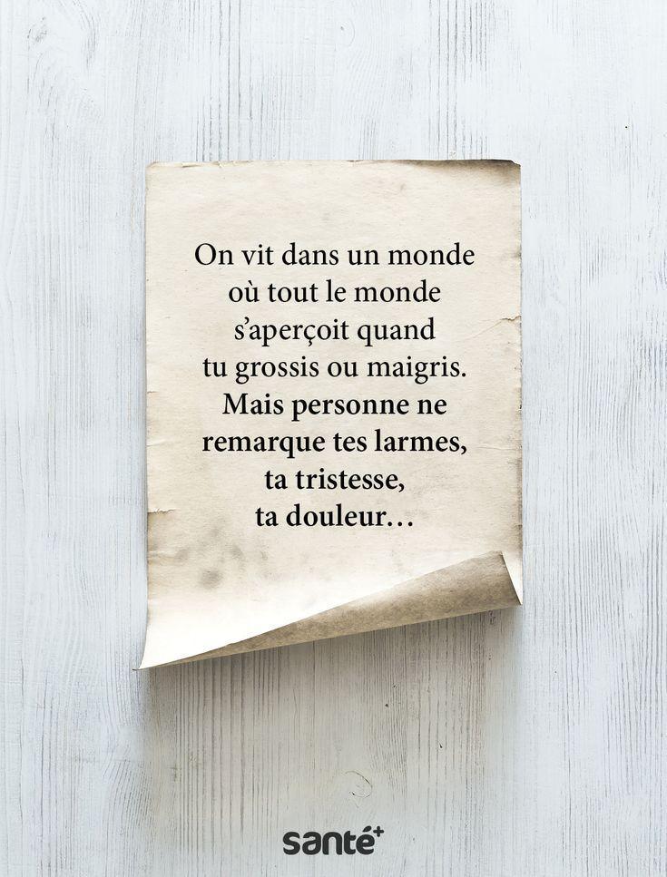 Citation Sur La Vie Triste : citation, triste, Épinglé