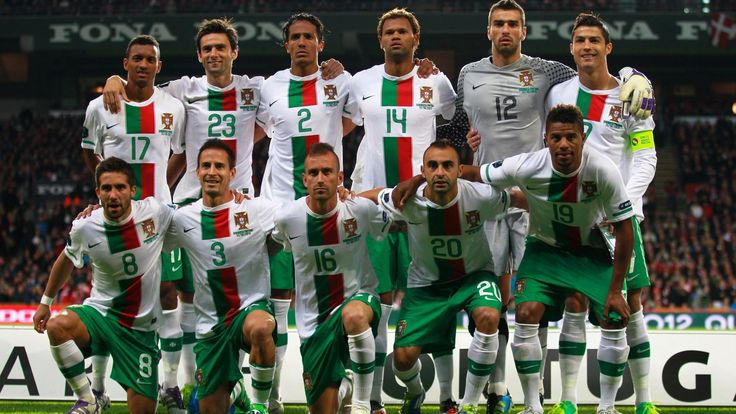 Portugal Football Team World Cup 2014