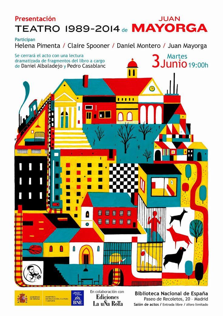 Daniel Montero Galán: Eventos