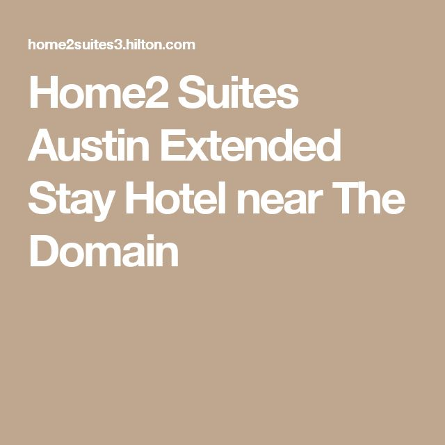 Home2 Suites Austin Extended Stay Hotel near The Domain
