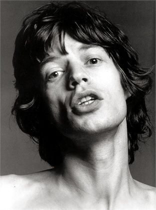 Mick Jagger | by Francesco Scavullo | the rolling stones | hot lips | iconic | rock and roll |: