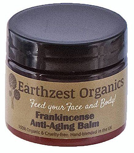 Earthzest Organics Best Anti-Wrinkle Cream - For Face, Neck & Decolletage - Day and Night Cream - Natural Frankincense Skin Care For Men & Women - 100% Natural & 100% Organic - Highly Effective, Concentrated & Long-Lasting - 50ml/1.7oz Earthzest Organics http://www.amazon.co.uk/dp/B017A21FM2/ref=cm_sw_r_pi_dp_i588wb0J107AE #facecreamsbest #homemadefacemasksformen