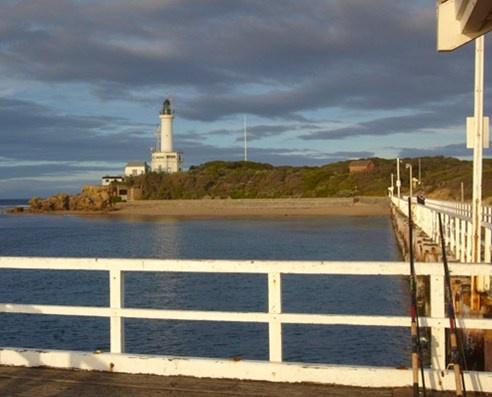 Queenscliff Lighthouse, Victoria Australia