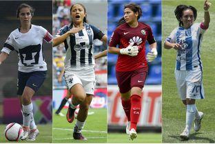 Las voces fuertes de la Liga MX Femenil - Milenio.com