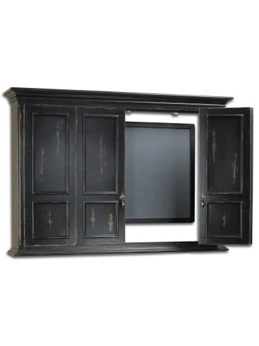 Hillsboro Flat Screen TV Wall Cabinet