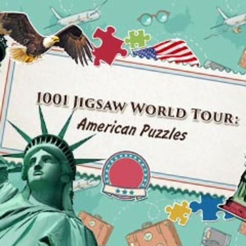1001 Jigsaw World Tour: American Puzzles Game - Free ...